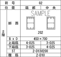 配筋撮影ツール~符号登録